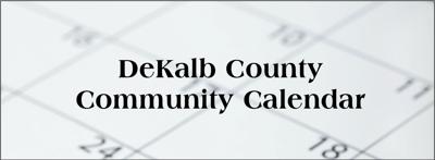 DeKalb County Community Calendar