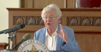 Gov. Ivey awards grants to assist sexual assault victims statewide
