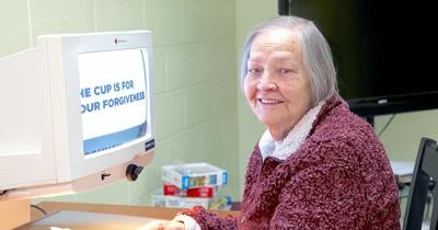 Providing visual aid to local seniors