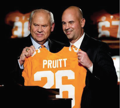 From Rainsville to Rocky Top