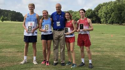 'Cats lead AHSAA North All-Stars in soccer, cross country, golf events