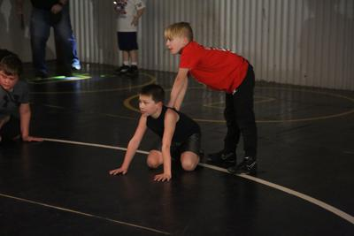 Ledbetter helps youth wrestlers find new home