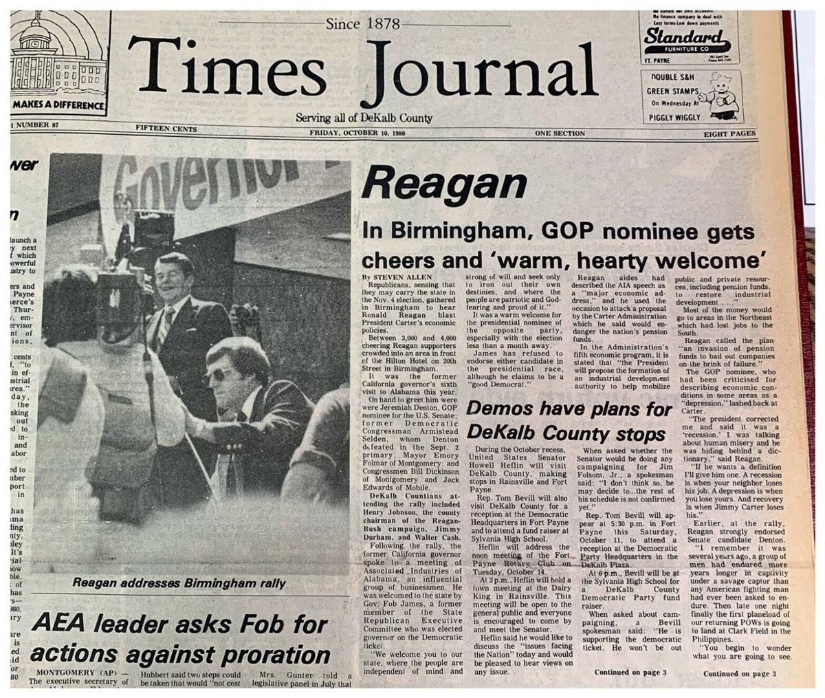 From the Archives | Oct. 10, 1980