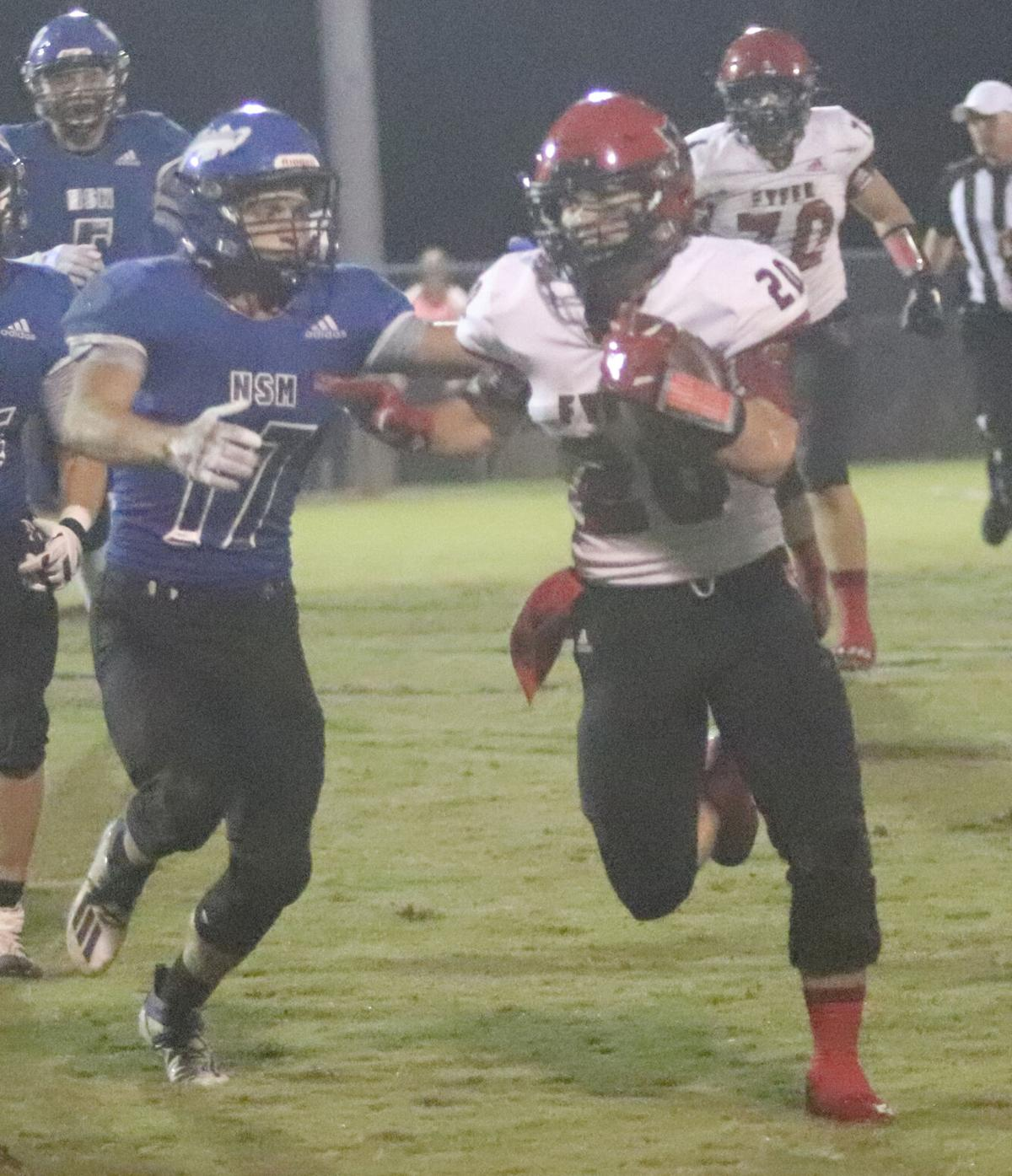 DeKalb County Preview: Undefeated Fyffe eyes region title, visiting Geraldine