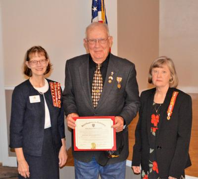 Local UDC chapter gives Vietnam Veteran Meritorious Service Award
