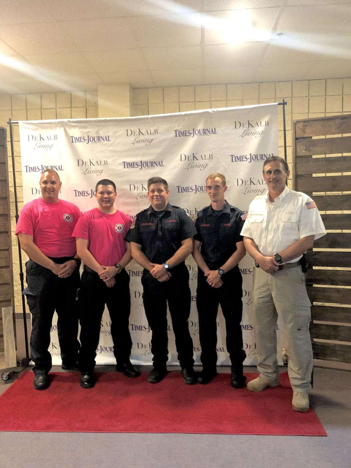 Survivors honored by community