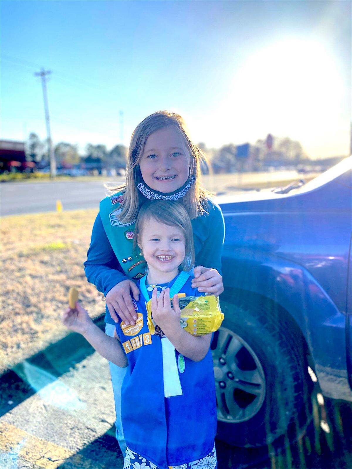 COVID takes a bite out of cookie sales