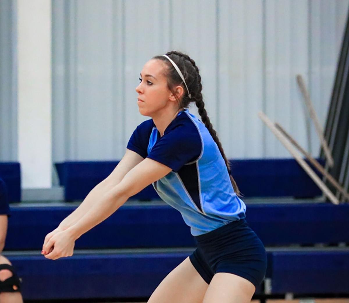 Plainview's Trotter finds fit with volleyball