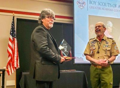 Alabama's Randy Owen honored  by the Boy Scouts of America
