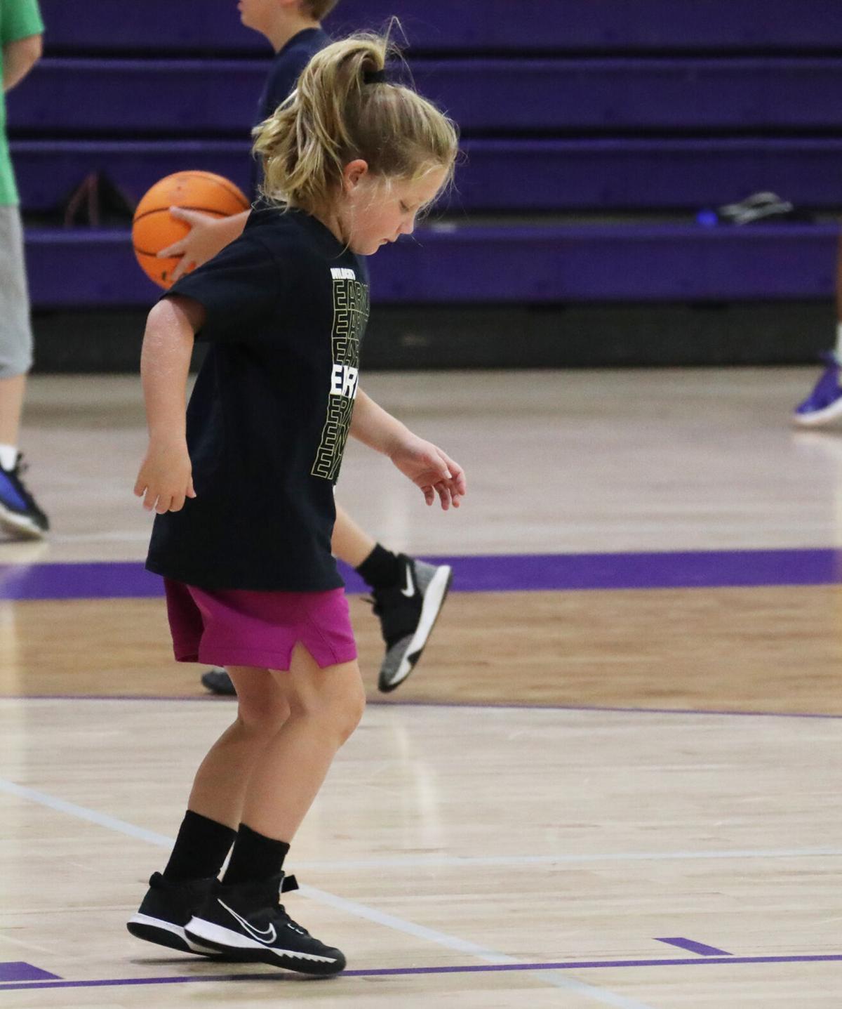 Bulldog Basketball Camp teaches game's basics, sportsmanship