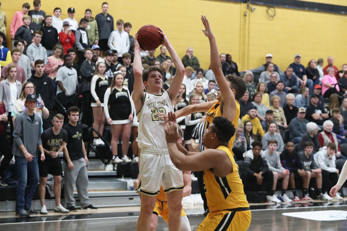 White nets 29 points, Fort Payne boys beat Cherokee on senior night