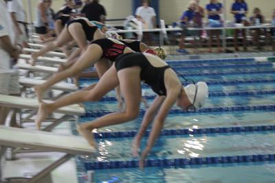 Aquacats take on state meet