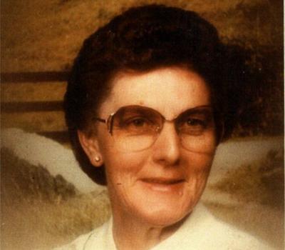 Jeanette Cruse Johnson Bargfrede