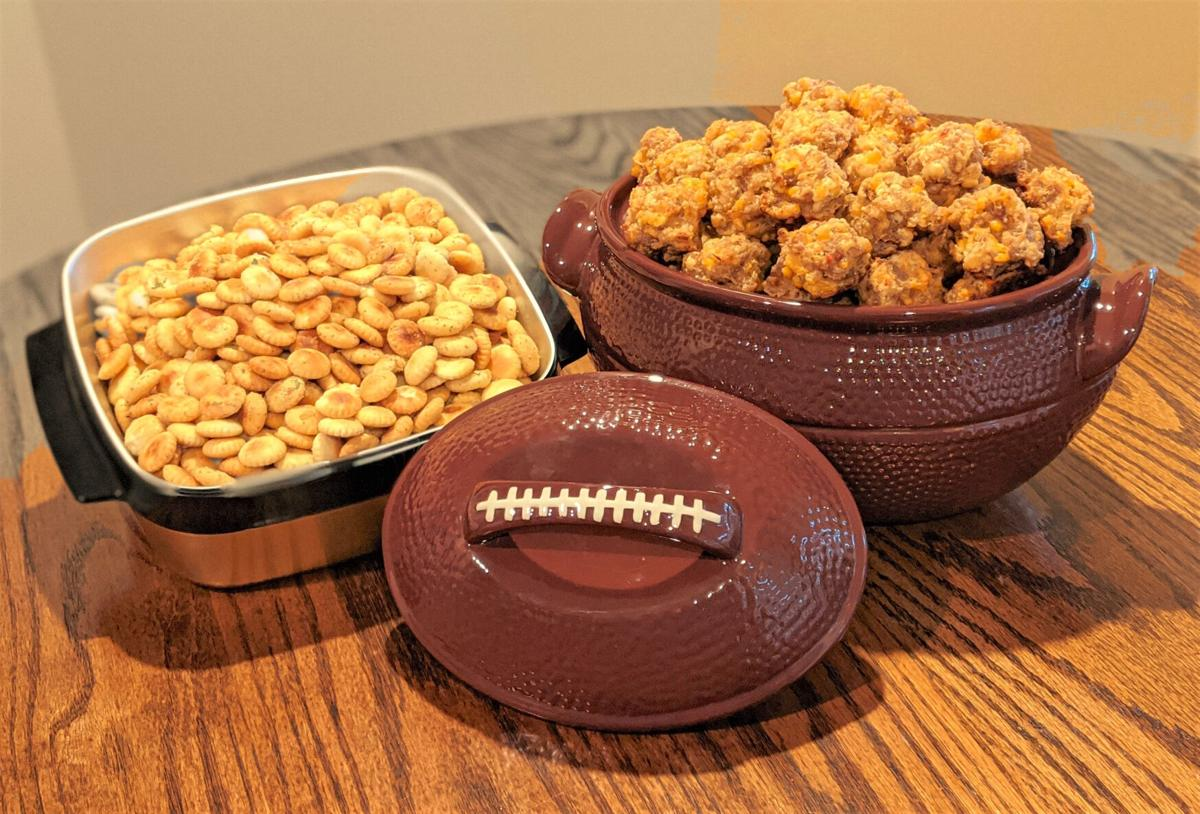It's time for Game Day foods!