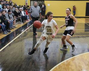 Lady 'Cats fall to Panthers at home