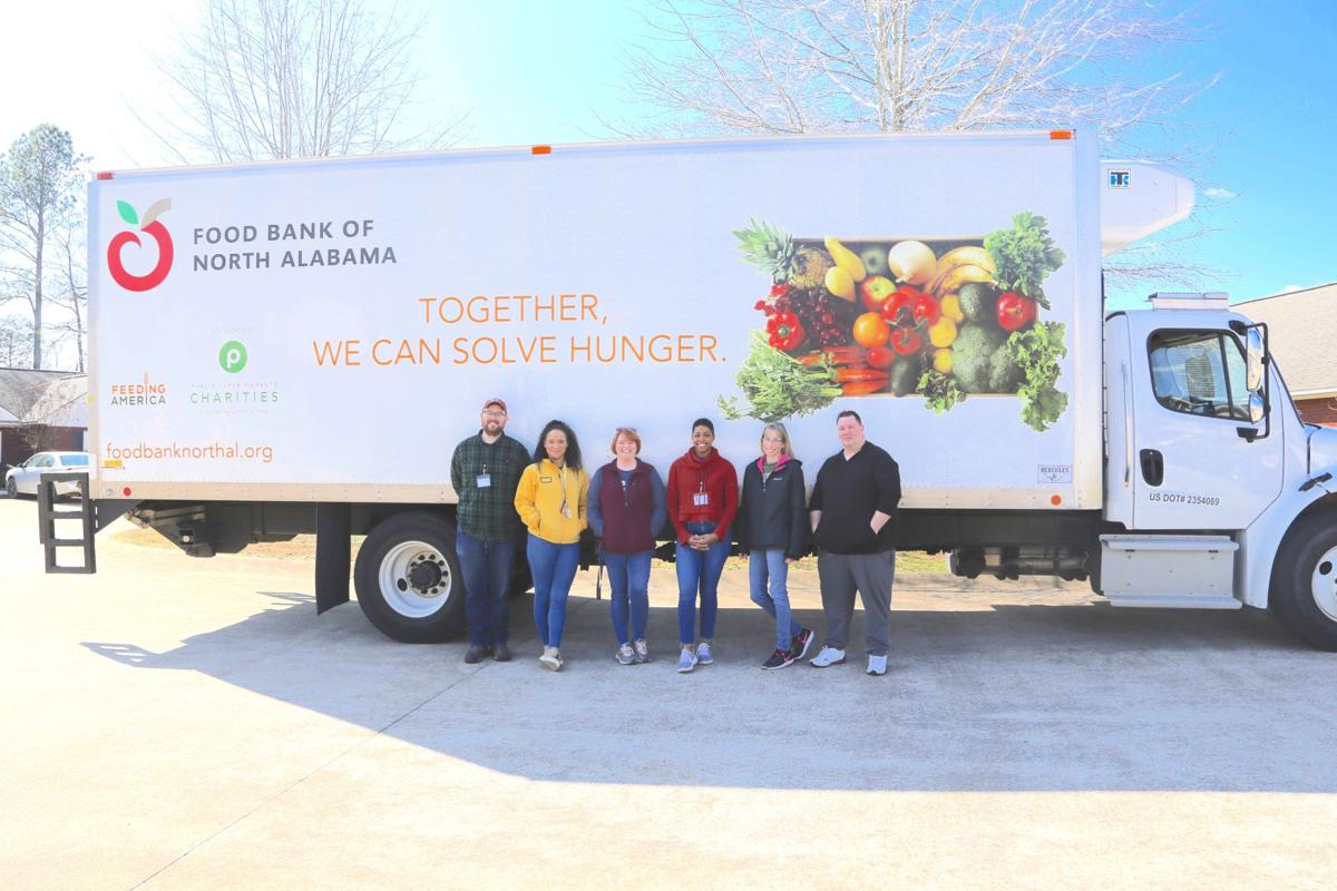 Food bank visits DeKalb County senior citizens