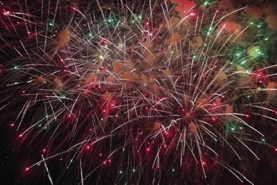 Collinsville to host Labor Day firework show