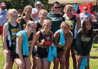 Fort Payne wins girls large school 5K at Pisgah Invitational