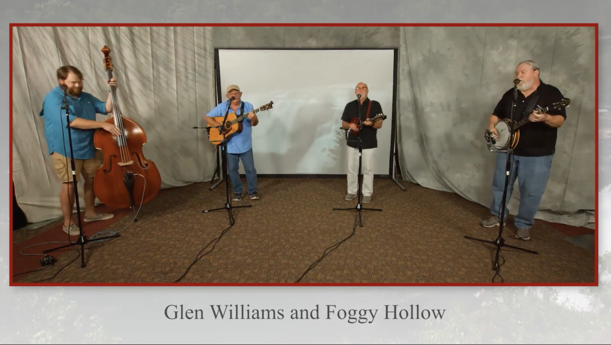 Bluegrass on the Rim event a virtual success