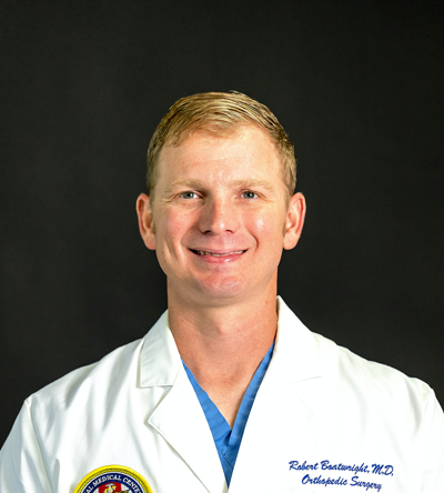 DeKalb Orthopedics and Sports Medicine welcomes Commander Robert O. Boatwright, M.D.