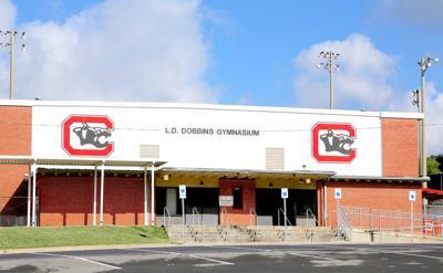 Renovations underway for Collinsville High School gymnasiums