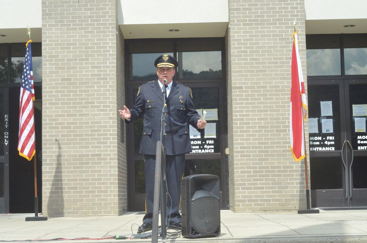 Local ceremony honors the heroes of 9-11