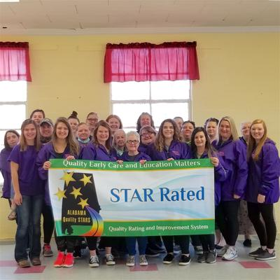 Child Development Center receives STAR Rating