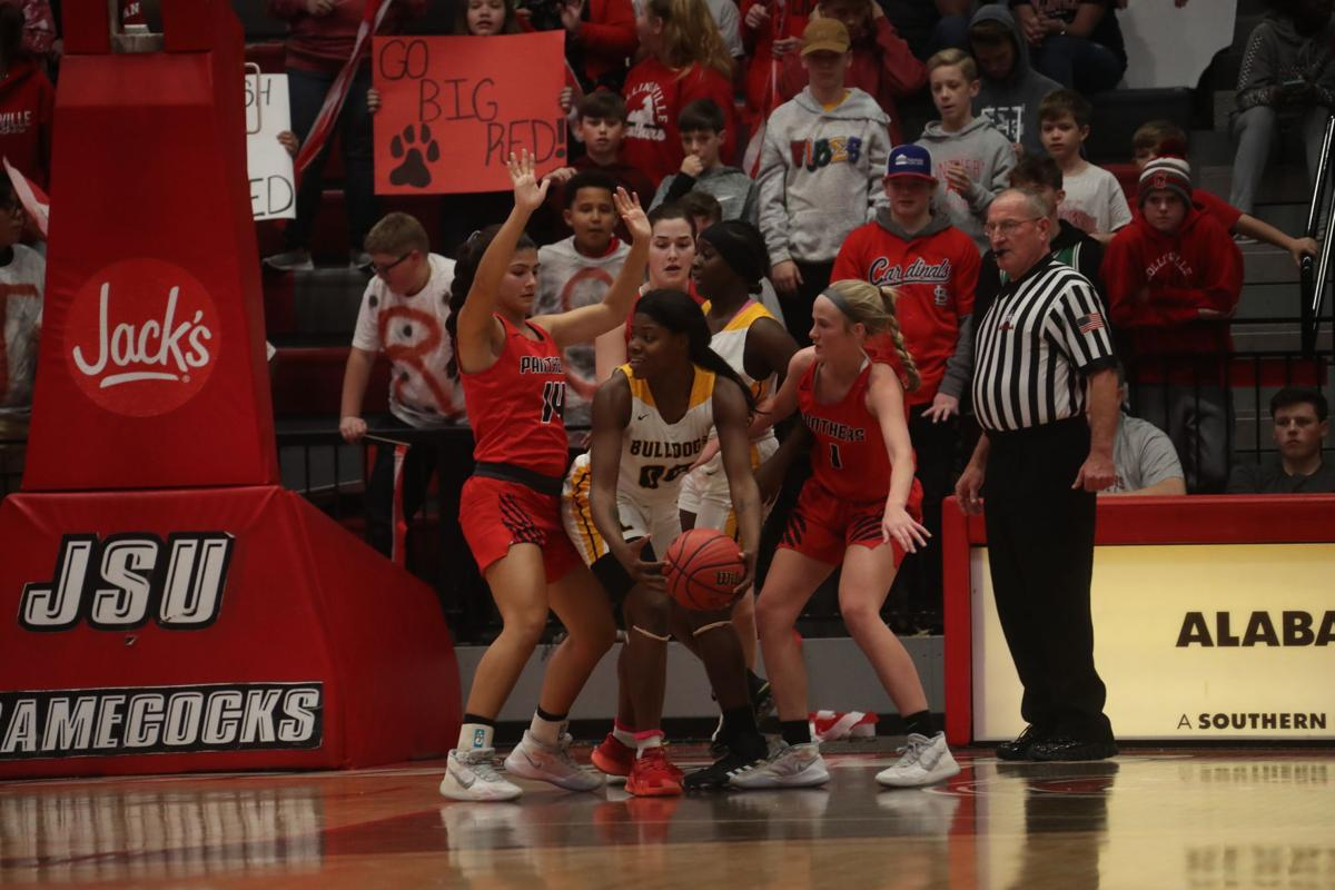 Collinsville girls beat LaFayette, advance to 2A regional finals