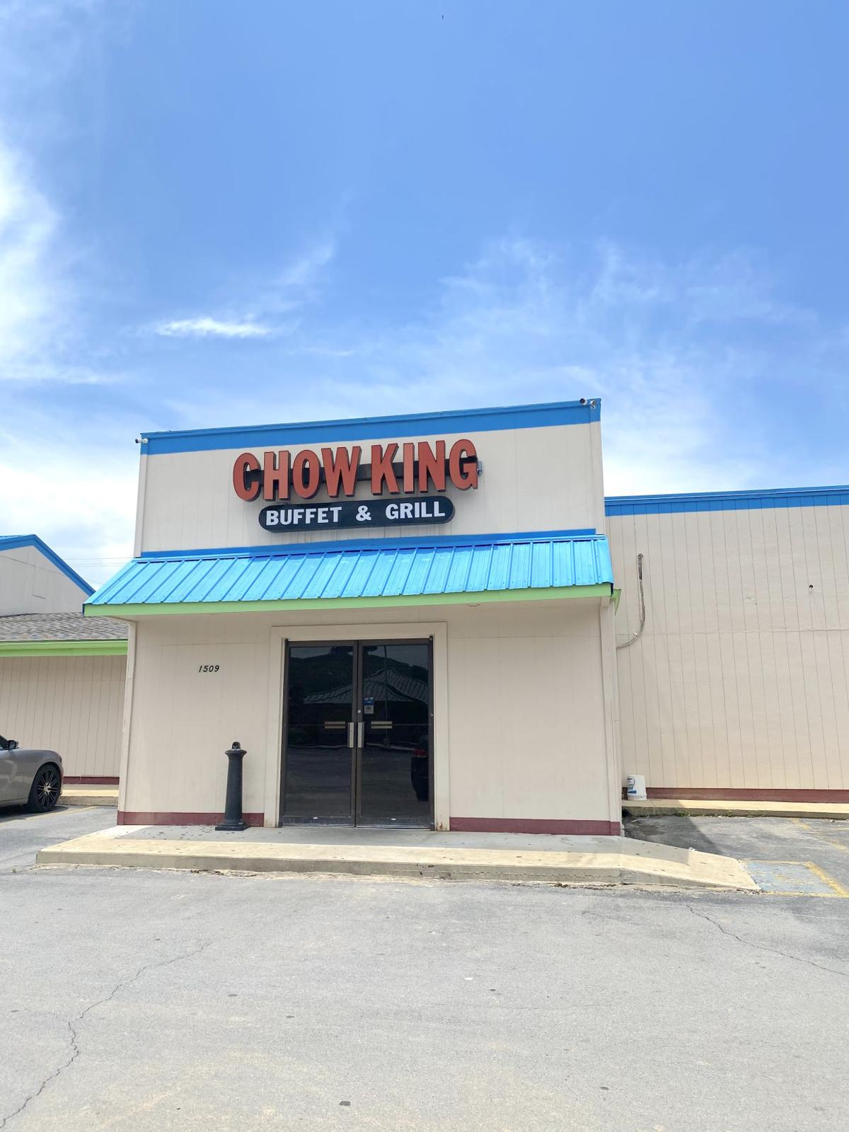 Chow King Buffet and Grill reopens