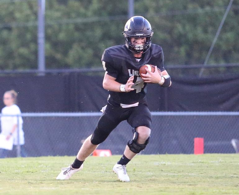 Collinsville edges Crossville with late touchdown run