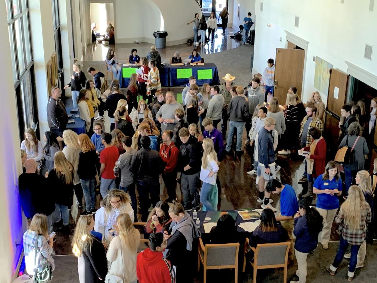 NACC sees nearly 630 students in Arts Con 2019