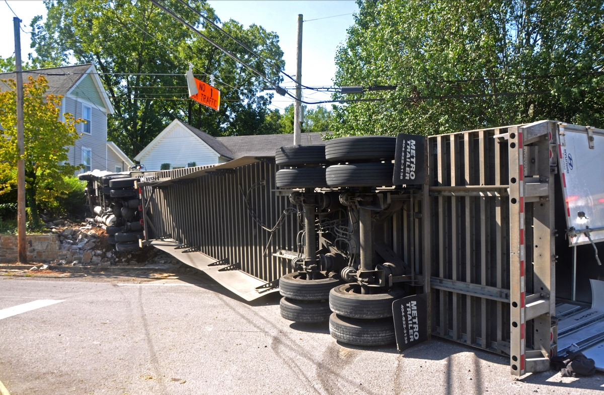 Joe's Truck Stop strikes again