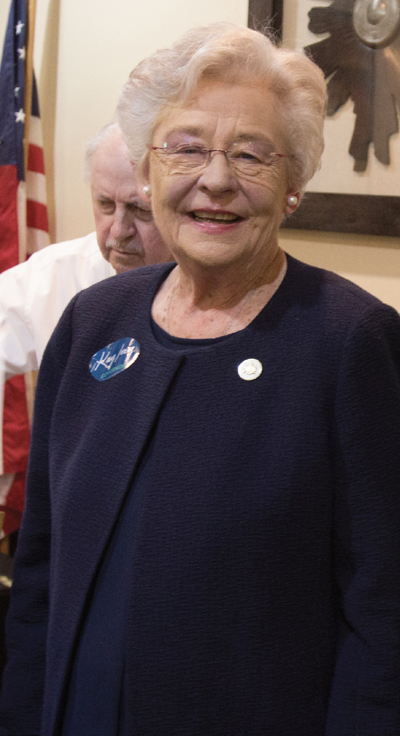 Governor Kay Ivey's Bicentennial visit to DeKalb County