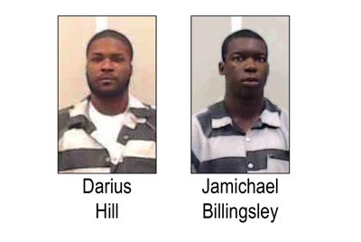 Arrests made in multiple burglaries in DeKalb and across North Alabama