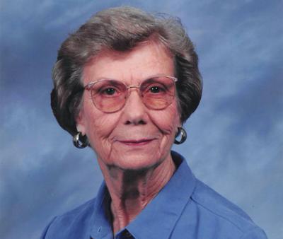 Margaret Bible Rice Thurman
