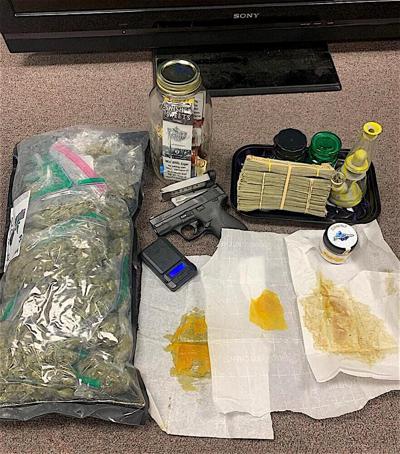 Sylvania man arrested after flashing narcotics, gun on social media