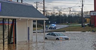 Rainsville woman drowns in flooded creek