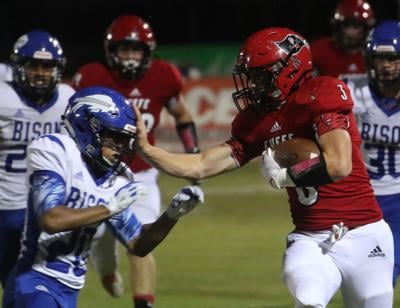 Gillilan scores 4 TDs, Fyffe whips North Sand Mountain