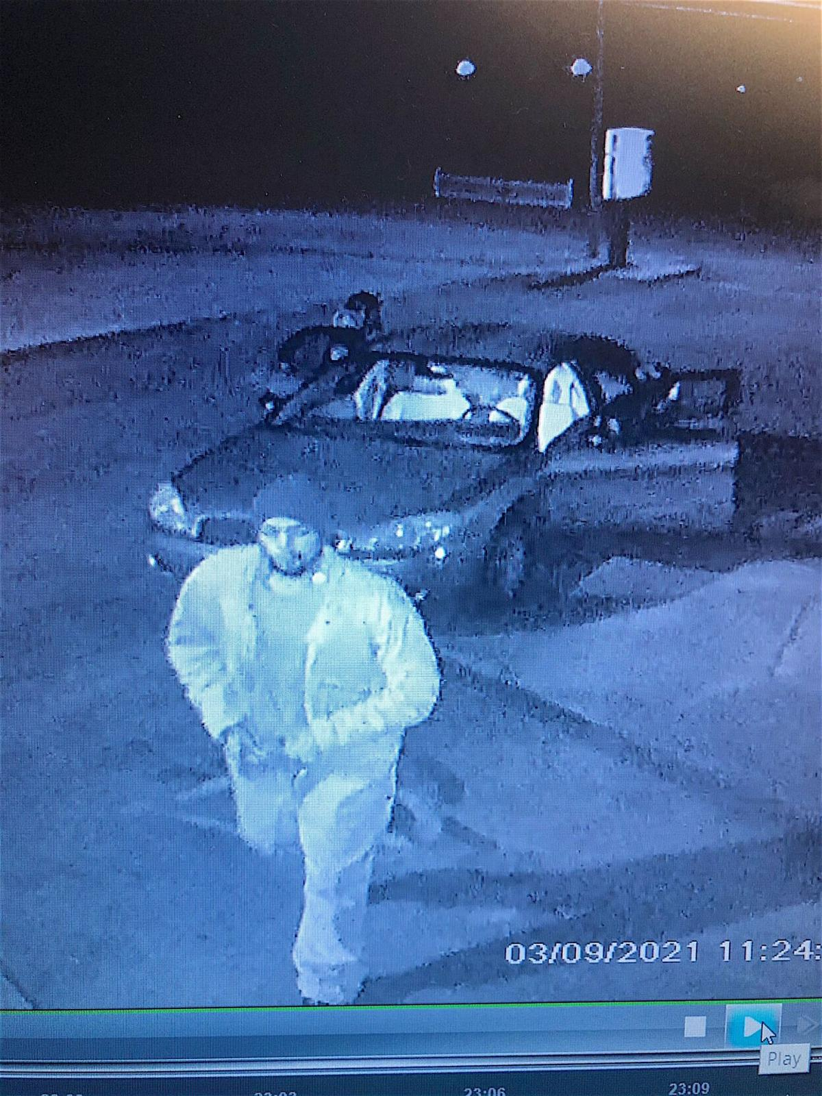 Church asks for help identifying burglars