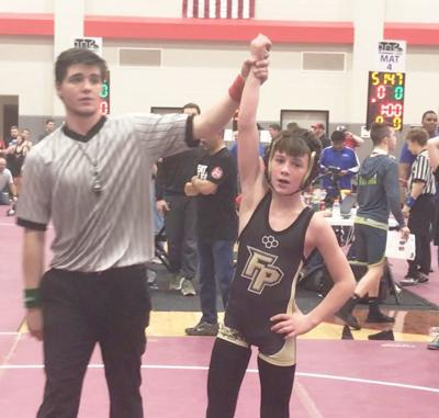 Young 'Cats have 11 earn 4th or better at state championships