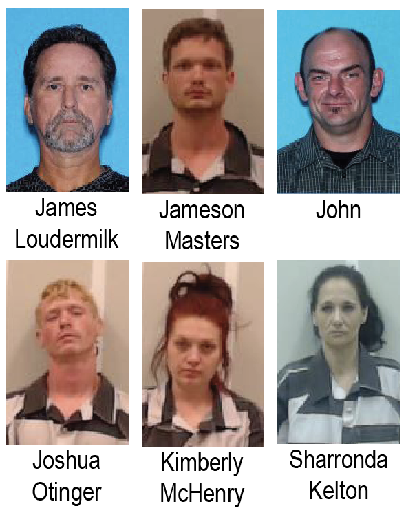 Saturation on Sand Mountain brings 13 arrests