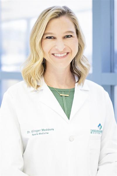 DeKalb Orthopedics and Sports Medicine welcomes Dr. Ginger Medders