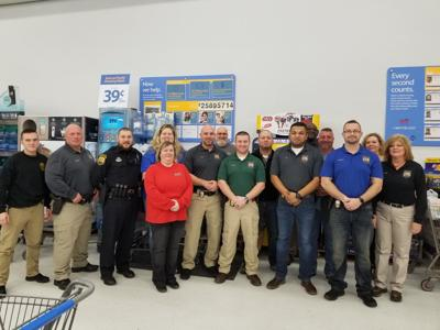 Fort Payne PD hosts second shopping event