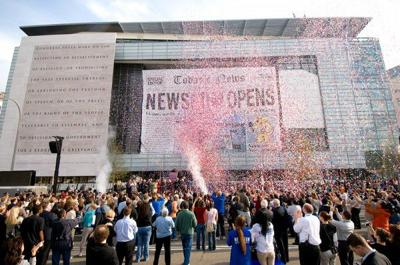 A sad day for journalism as Newseum prepares to close in D.C.