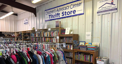 Thrifty Outfitters moves to new location
