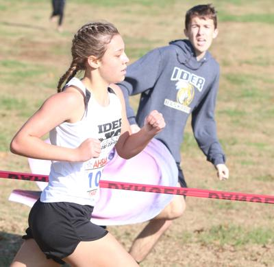Ider's Traylor wins 1A-2A girls title