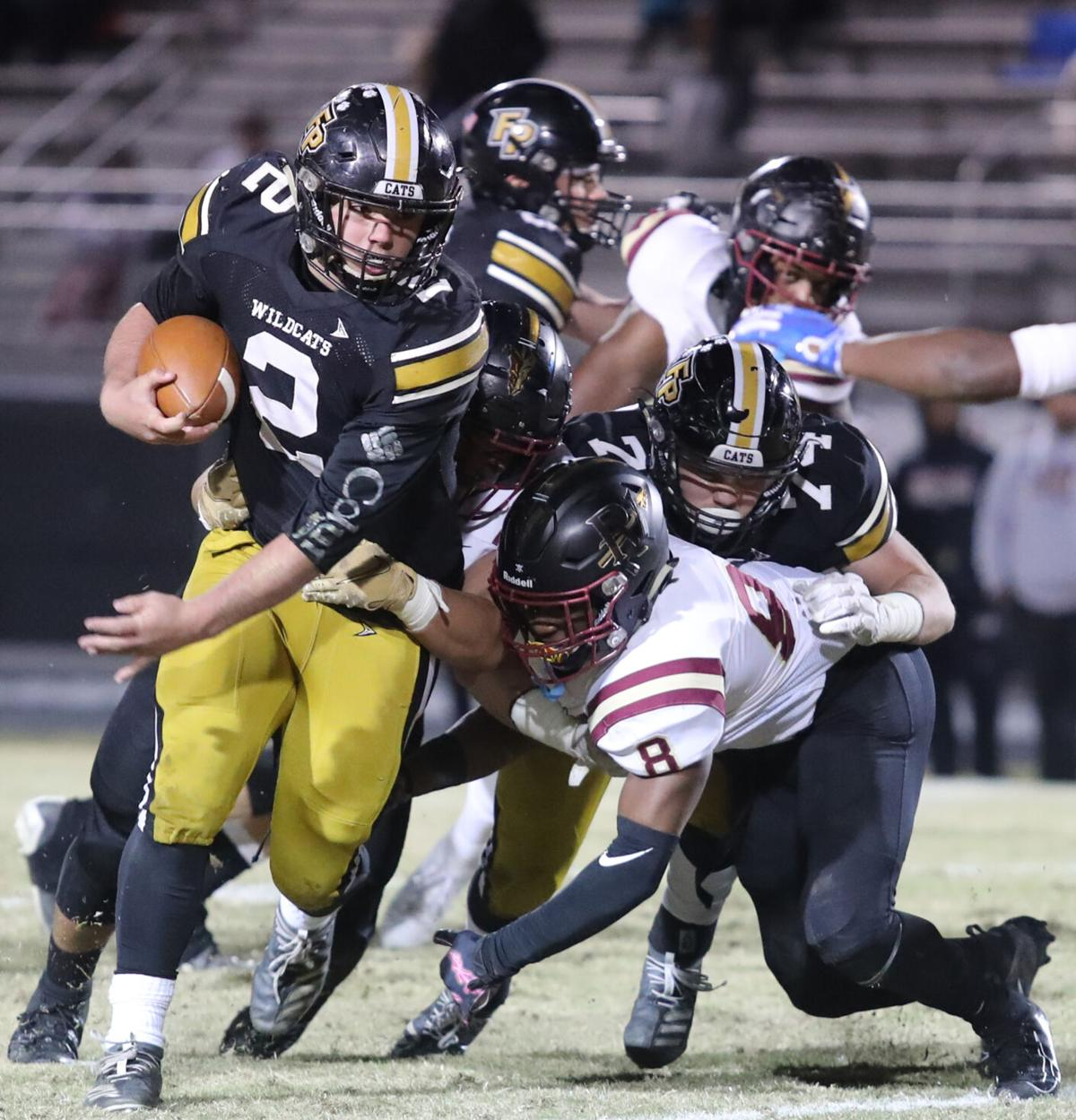 Love becomes force in Fort Payne's backfield