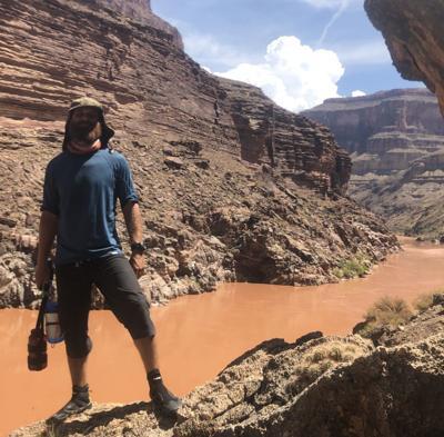 Rainsville native explores west, into Mexico