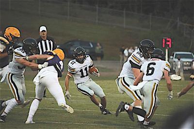 Fort Payne captures 1st win