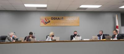 Superintendent briefs board on upcoming semester